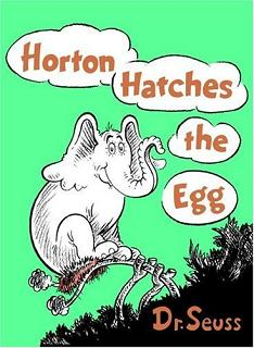 dr seuss horton hatches the egg