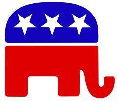 republican party elephant logo