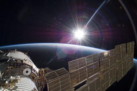 Where Do Astronauts Get Oxygen For Extended Space Missions On the International Space Station?