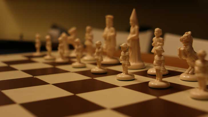where did chess originate