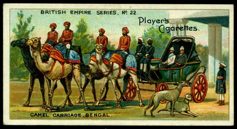 cigarette card from 1904