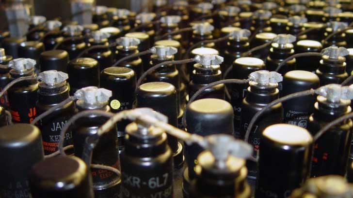 ENIAC built in 1943