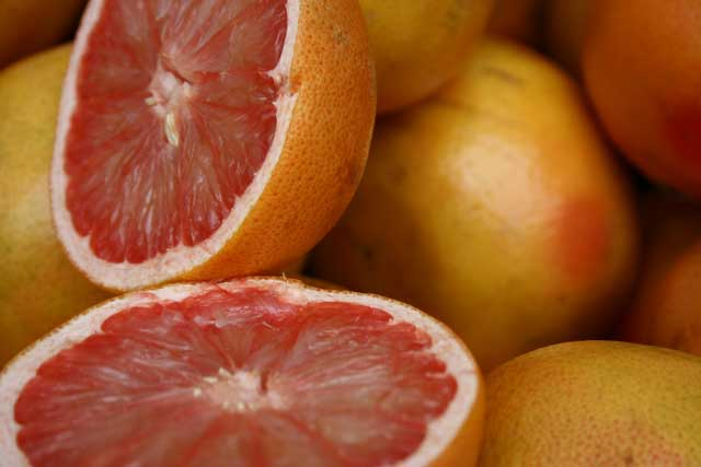 where do grapefruits come from