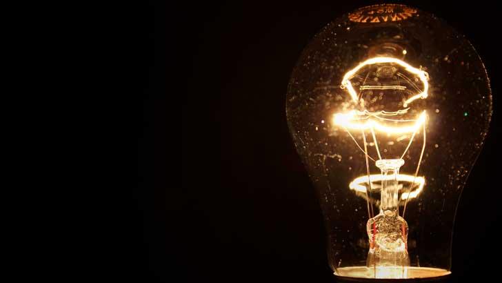 how does a light bulb work