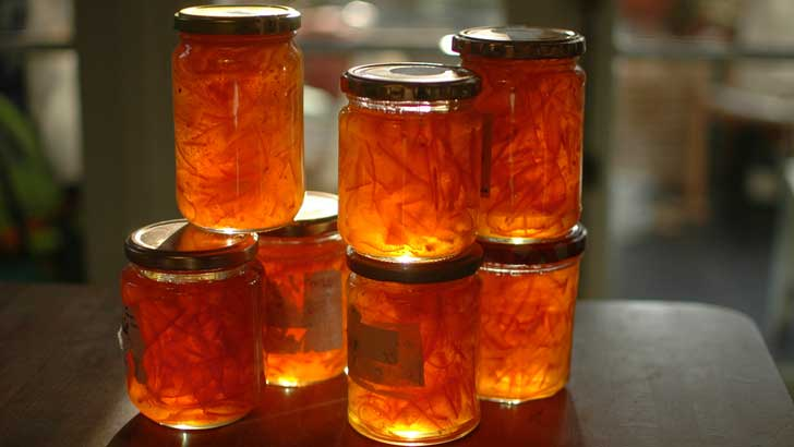 where did marmalade come from