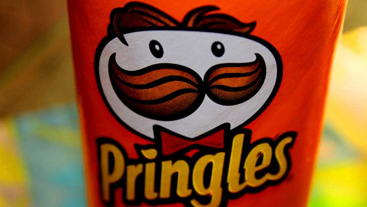 what are pringles made of