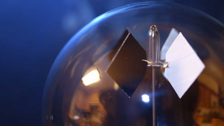 what is a radiometer