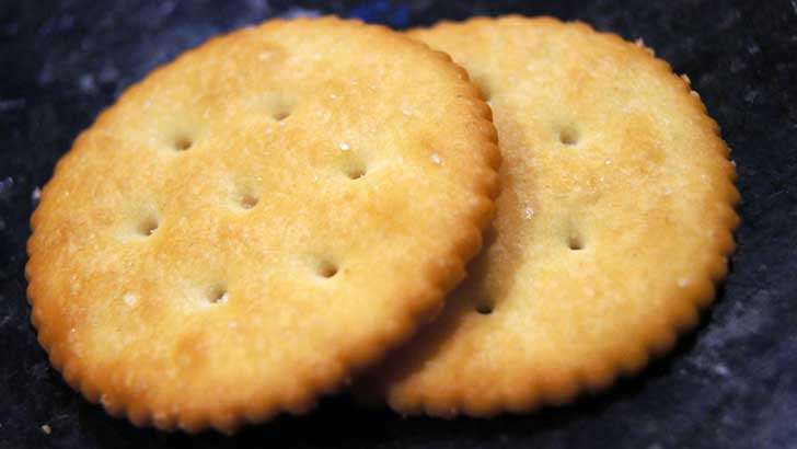 how did the ritz cracker get its name