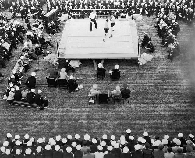 shortest boxing match